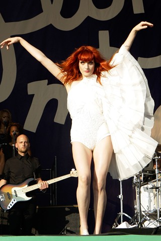 Florence in martin margiela