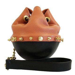 Orange Areion Bag